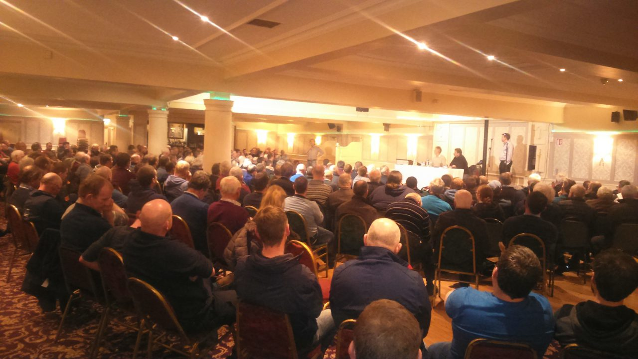Irish Beef Producers info meeting this Monday