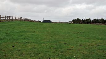 Superb quality agricultural land with equestrian facilities on 5.68ac