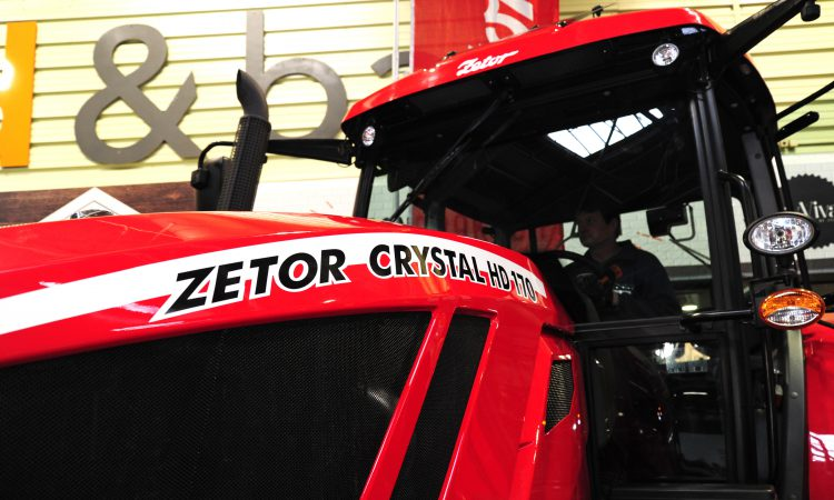 Plans afoot: New Crystal…and new assurances from Zetor for Ireland