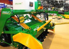 LAMMA 2019: New mowers from Malone 'do the rounds'