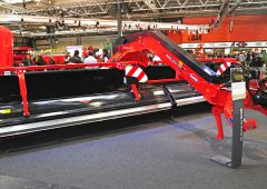 LAMMA 2019: Lofty claims for Kuhn's latest belt merger
