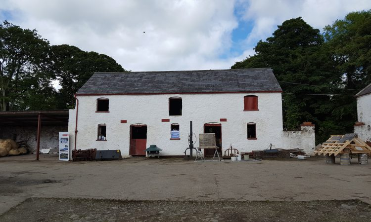 Tips from the top on the traditional farm buildings scheme