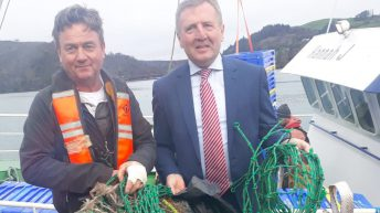 All Irish trawlers challenged to partake in Clean Oceans Initiative