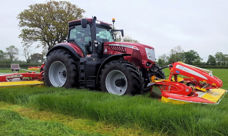 310hp McCormick cuts a path to February's FTMTA Farm Machinery Show
