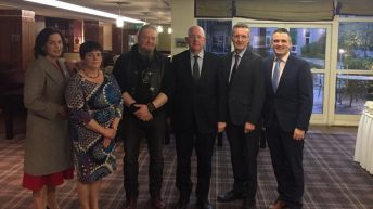 Farmers follow up rural crime with Flanagan in north Tipp
