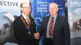 Larne sheep farmer and vet named as new AVSPNI president