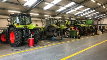 Buildings focus: Behind the scenes of a new machinery workshop and showroom