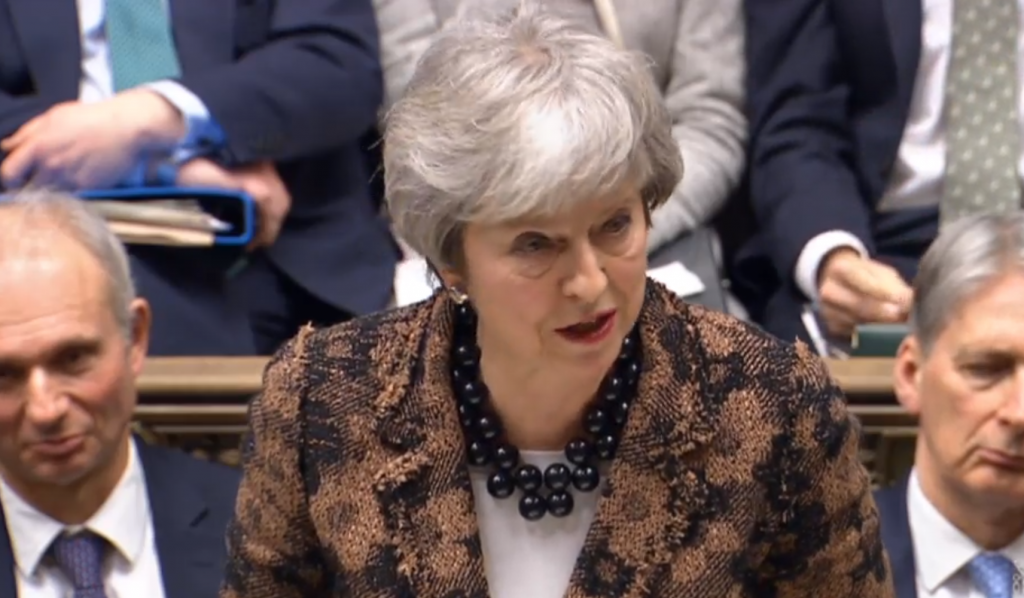 COOPER AMENDMENT: May 'Wants Parliament To Scupper No Deal' MP Claims