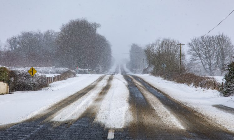 RSA: Take extra care on roads amid wind and snow warnings