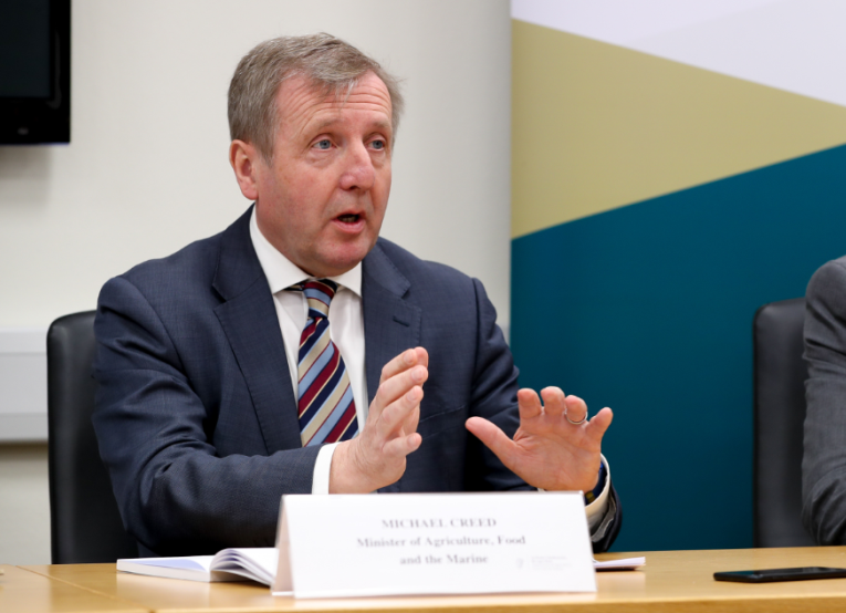 Minister: 'We run the risk of push-back from farmers'