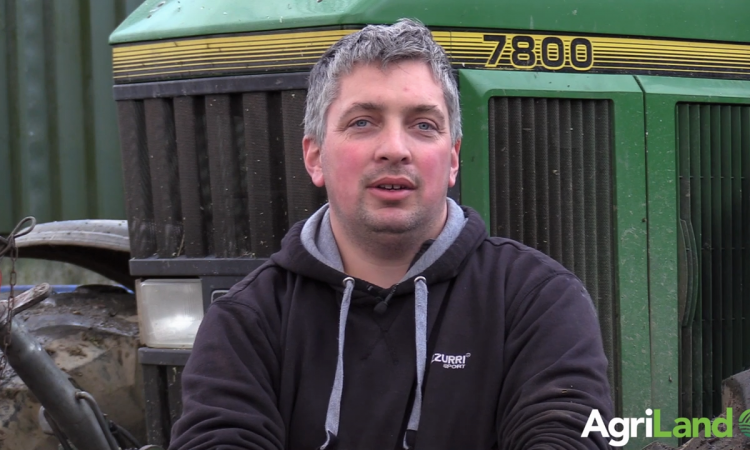 Video: 'It's not the nicest tractor on the road. But in the field nothing will stand with it'