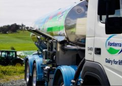 Fonterra increases 2019/2020 forecast Farmgate Milk Price