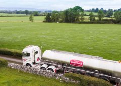 Milk lorry drivers assist Gardai in battle against rural crime