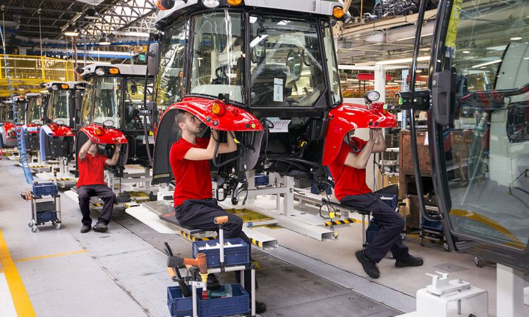 Massey Ferguson facility to expand, as production 'ramps up to 18,000 tractors per year'
