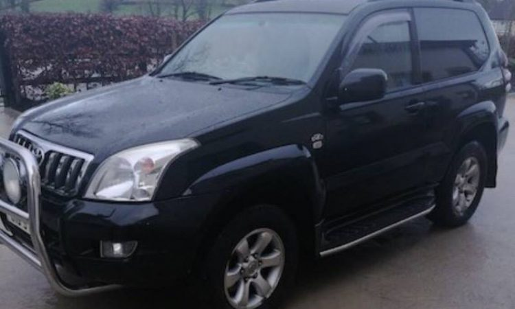 Appeals for information following thefts of Land Cruiser and heifers
