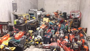 Gardai to hold public displays of recovered tools to find owners