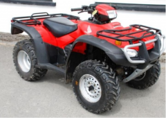 Gardai appeal for info following overnight quad theft