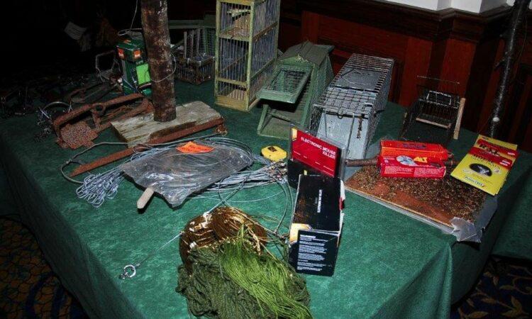 Gardai hold first ever wildlife crime training seminar