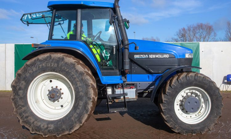 Auction report: Brace of 'blues' – big and small – under the hammer