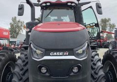 Pics: Is this the next-generation Case IH Magnum?