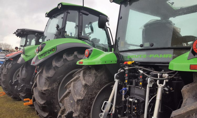 Update: 1,984 new tractors registered in the Republic of Ireland last year