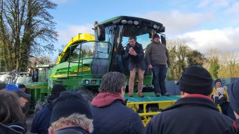 Auction report: Foragers and mowers go under the hammer in Castlerea