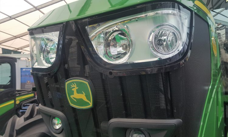 Big fleet of 2016-2018 John Deere tractors to be 'disposed of' in monster auction