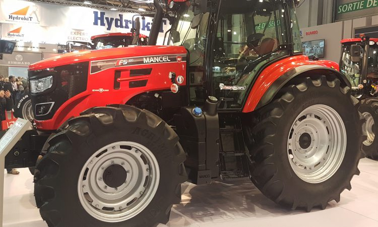 New tractor brand unleashed at SIMA show, but who or what is Mancel?