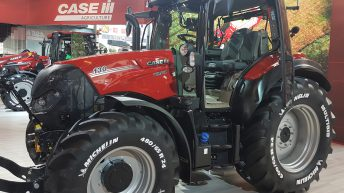 SIMA 2019: New, smaller, 'stepless' 4-cylinder tractor from Case IH