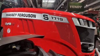 SIMA 2019: Wraps come off new 190/220hp MF