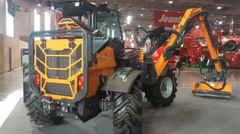 SIMA 2019: Is this the ultimate hedge-cutter?
