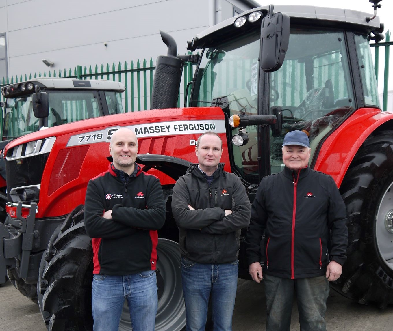 New Dealer For Massey Ferguson In Co Limerick Agriland Ie