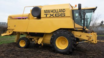 Auction report: 'Tidy' tillage gear changes hands, but for how much?