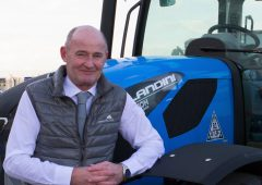 New face joins Landini and McCormick team