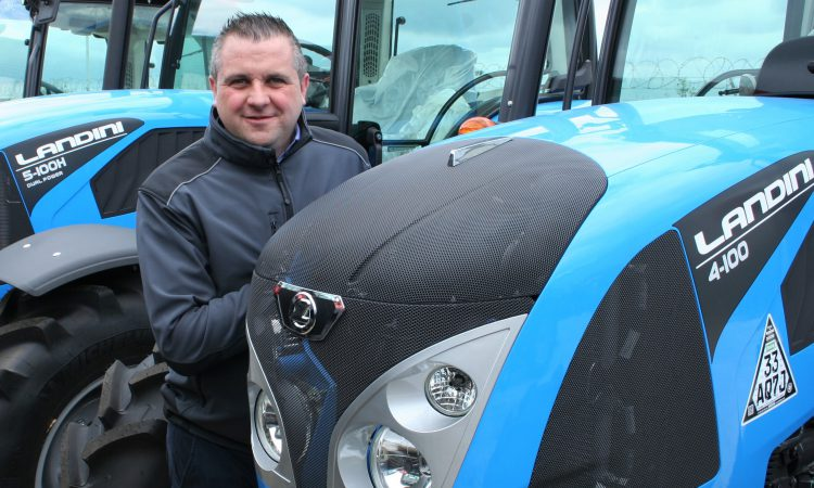 New Landini strategy gets 'Irish debut' at this week's show