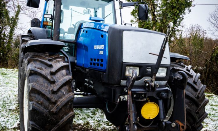 Video: Highlights from Castlerea contractor's fleet auction