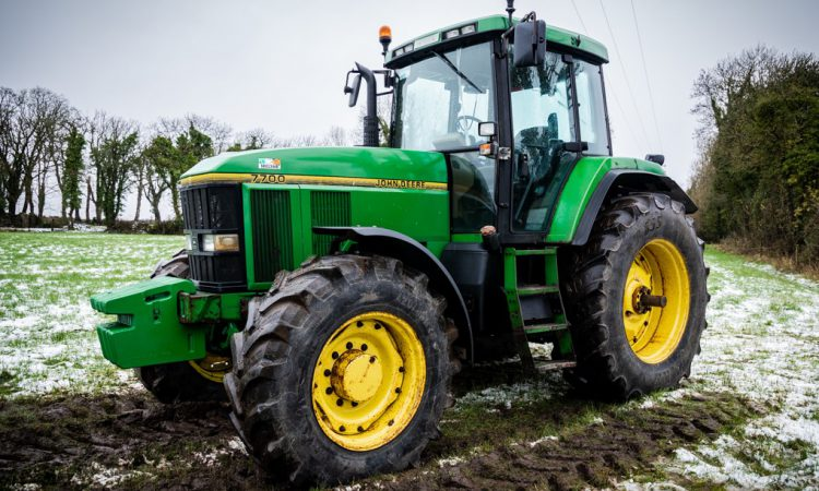 Auction report: Cheap horsepower in the mix in Co. Roscommon?
