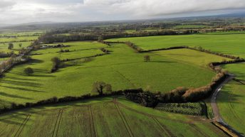 Picturesque residential farm on 49ac laid out in permanent pasture