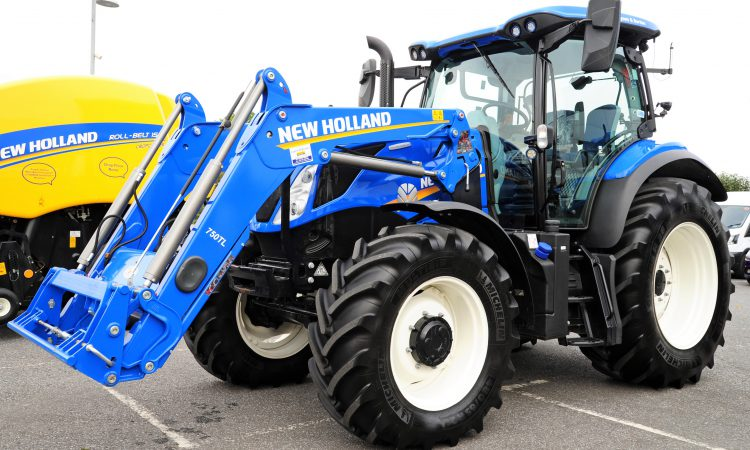New dealers/outlets for New Holland in Carlow and Kilkenny