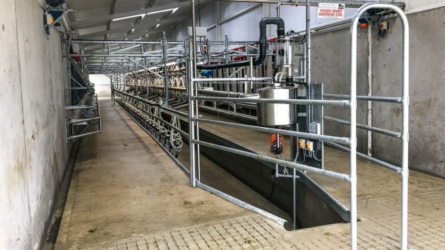 What to consider when upgrading your milking parlour