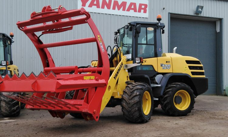 A 'new' look for the loader business in Co. Cork?