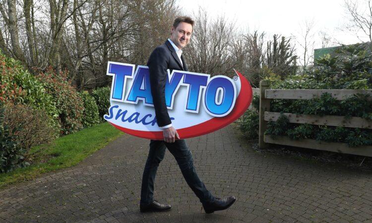 Irish snack food company announces its new name