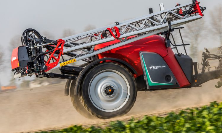 'Smart and compact' new sprayer on its way to Punchestown