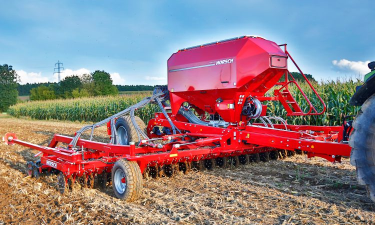 Horsch chomping at the bit…ahead of its Punchestown showcase