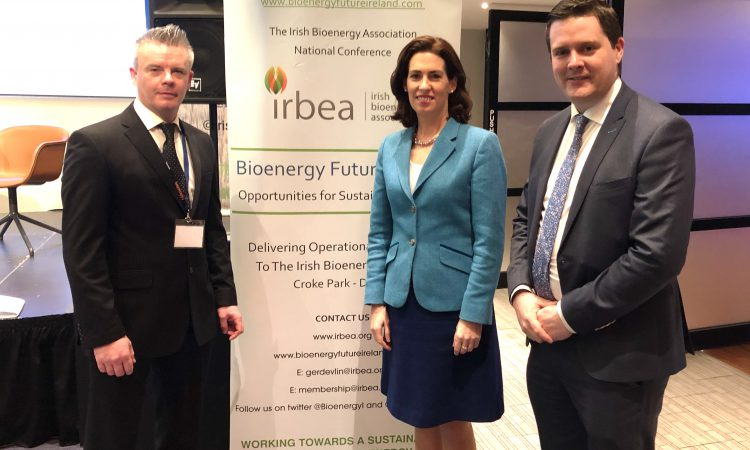 Biogas feed-in tariff and SSRH opening key goals at bioenergy conference