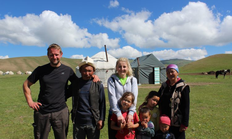 From Kerry to Kyrgyzstan farming captured on TG4