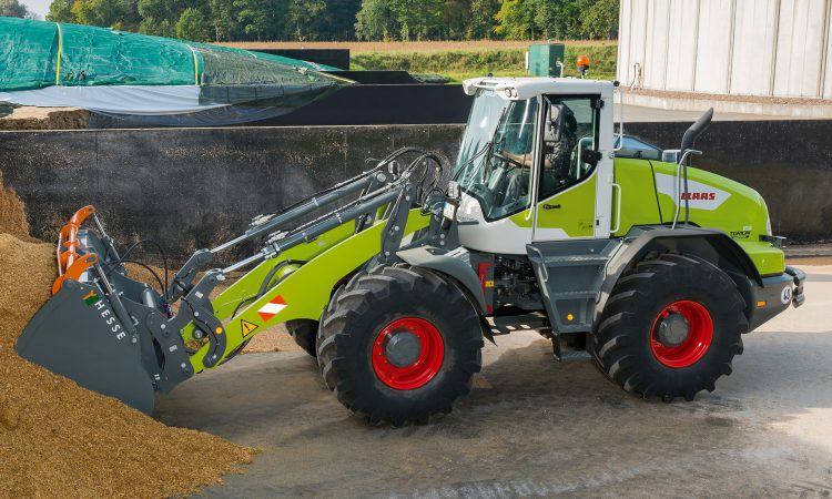 FTMTA Farm Machinery Show: Could you stretch to a Claas loading shovel?