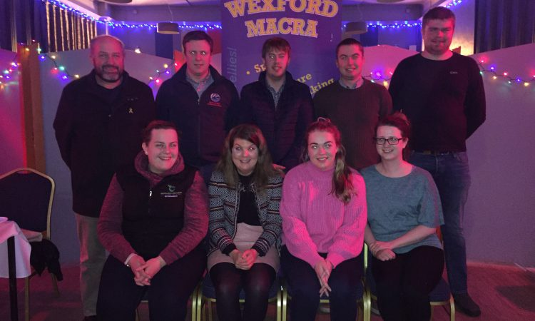Wexford Macra to mark 70th anniversary with night out