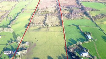 20.5ac of grazing land in Co. Galway has site potential