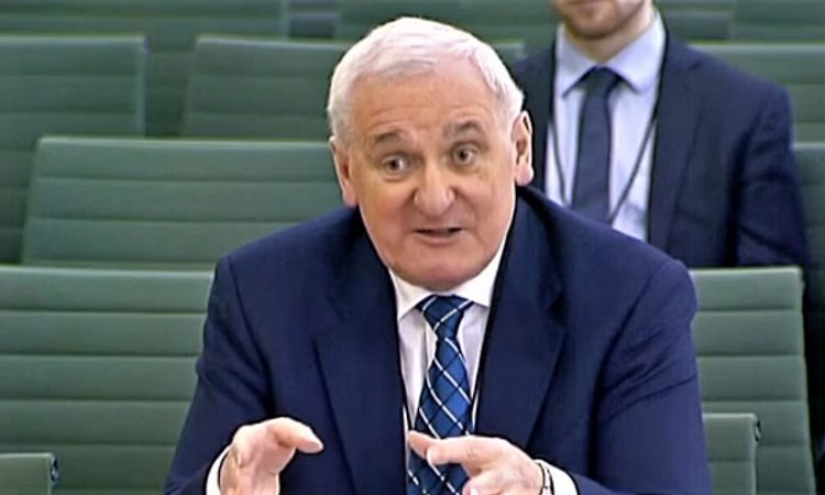 Ahern to UK: No-deal Brexit would be 'devastating' for Irish agri sector